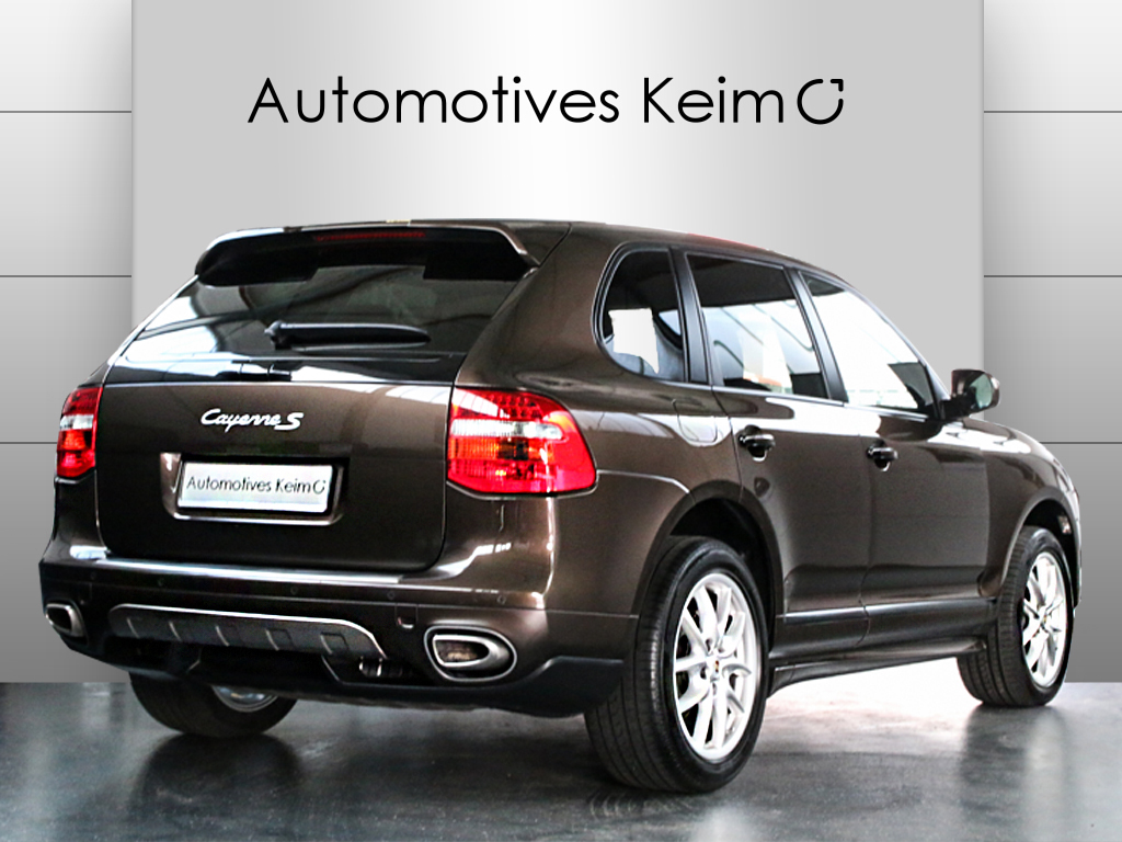 PORSCHE Cayenne Automotives Keim GmbH 63500 Seligenstadt Www.automotives Keim.de Oliver Keim 2289