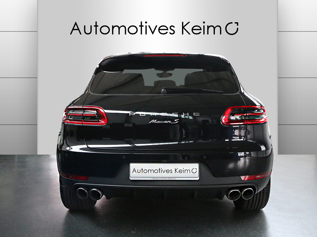 PORSCHE Macan Automotives Keim GmbH 63500 Seligenstadt Www.automotives Keim.de Oliver Keim 2262