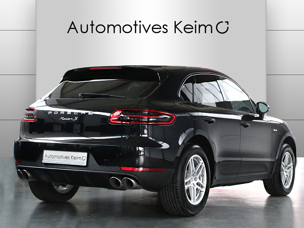 PORSCHE Macan Automotives Keim GmbH 63500 Seligenstadt Www.automotives Keim.de Oliver Keim 2263