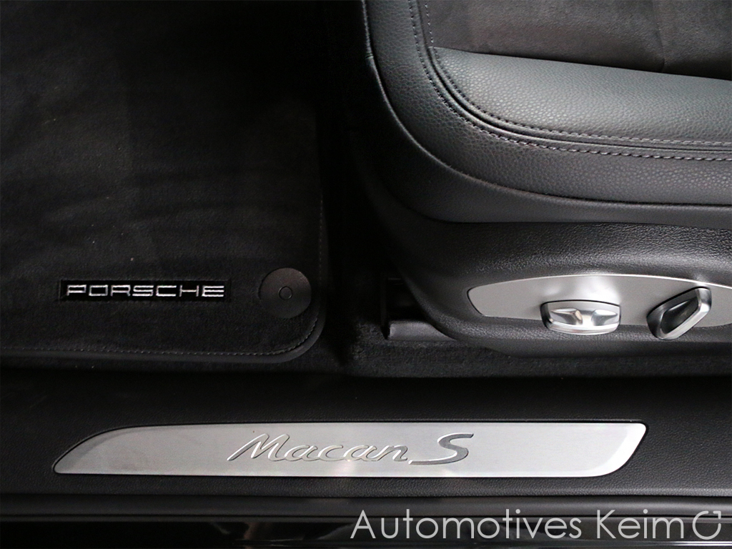 PORSCHE Macan Automotives Keim GmbH 63500 Seligenstadt Www.automotives Keim.de Oliver Keim 2278
