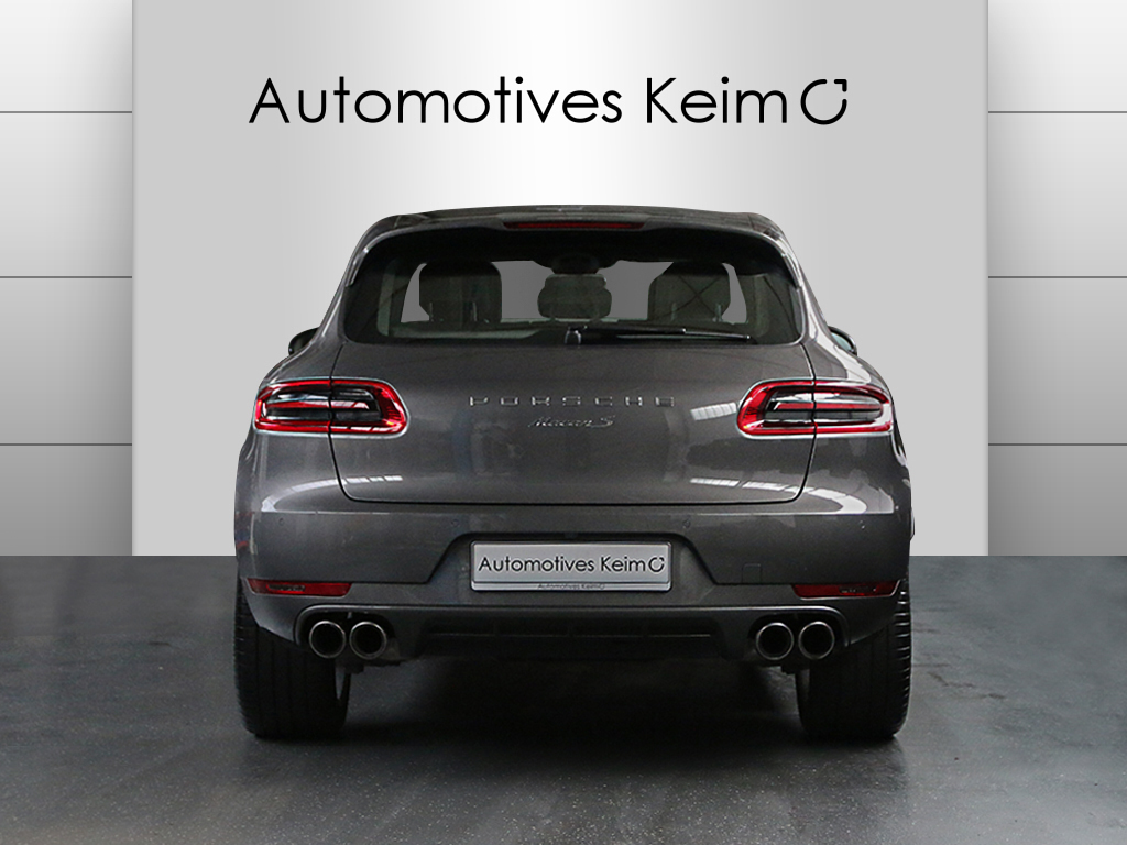 PORSCHE Macan Automotives Keim GmbH 63500 Seligenstadt Www.automotives Keim.de Oliver Keim 4333