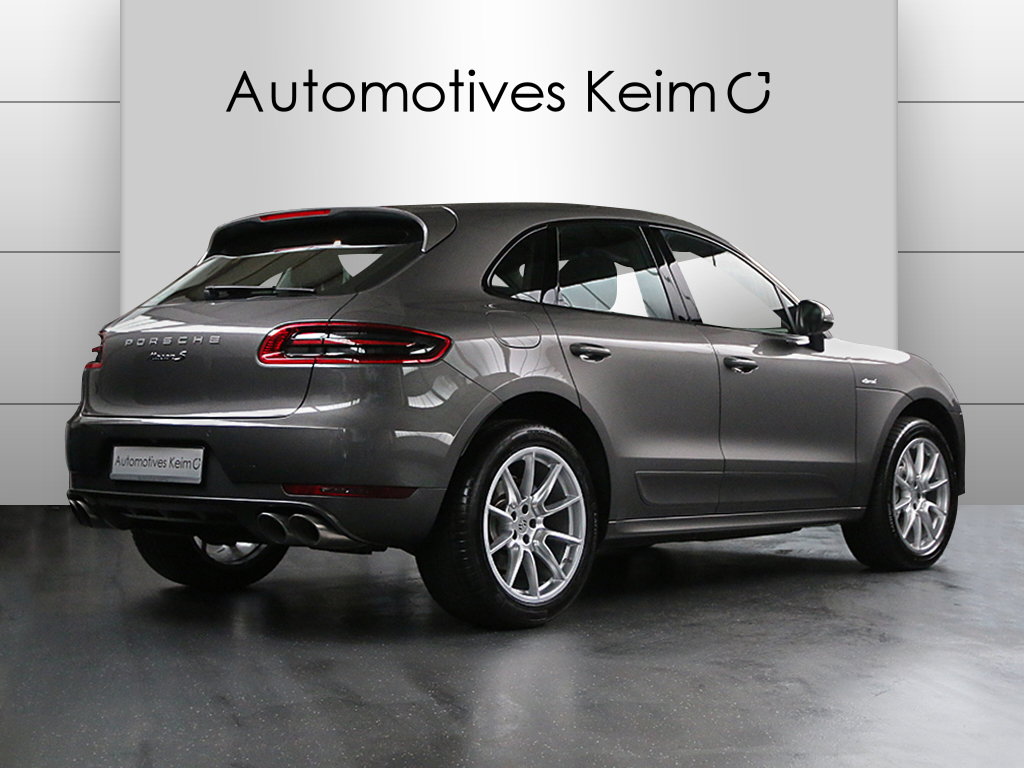 PORSCHE Macan Automotives Keim GmbH 63500 Seligenstadt Www.automotives Keim.de Oliver Keim 4334