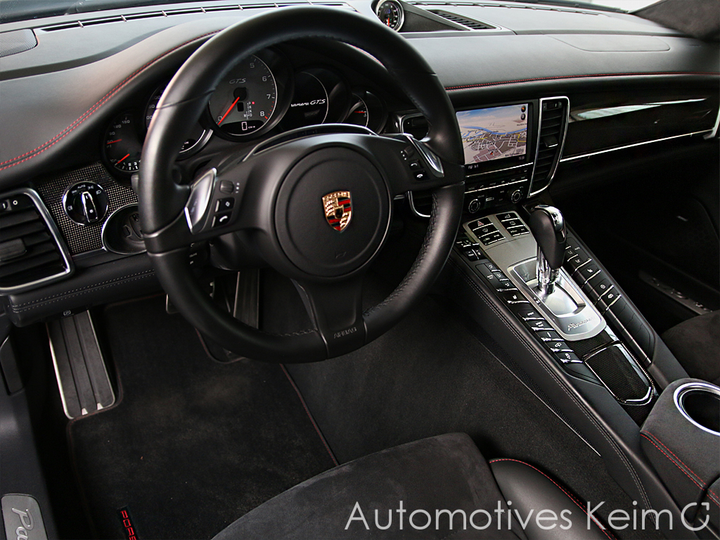 PORSCHE PANAMERA GTS Automotives Keim GmbH 63500 Seligenstadt Www.automotives Keim.de Oliver Keim 1984