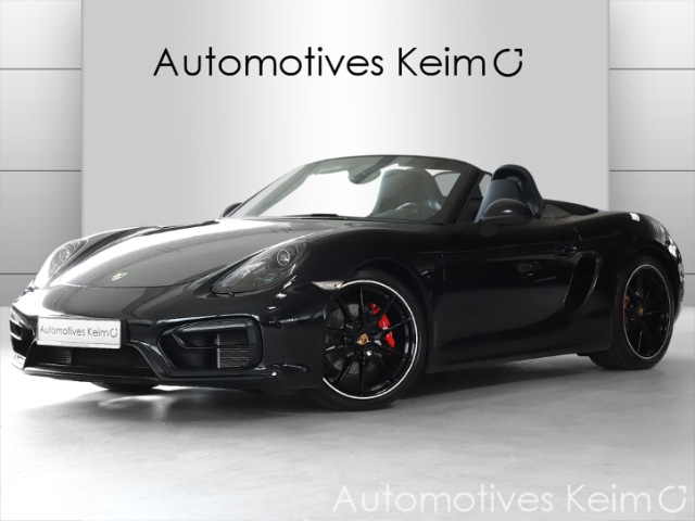 Porsche Boxster Automotives Keim GmbH 63500 Seligenstadt Www.automotives Keim.de S130318 01