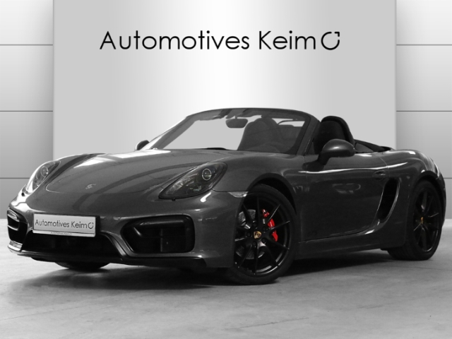 Porsche Boxster Automotives Keim GmbH 63500 Seligenstadt Www.automotives Keim.de S131016 01