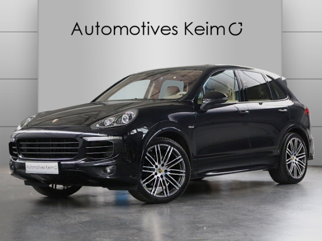 Porsche Cayenne Automotives Keim GmbH 63500 Seligenstadt Www.automotives Keim.de 30193160 01