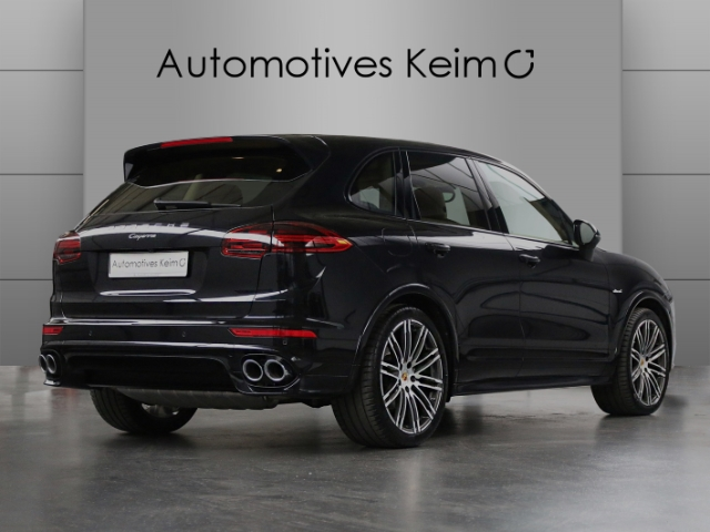Porsche Cayenne Automotives Keim GmbH 63500 Seligenstadt Www.automotives Keim.de 30193160 06