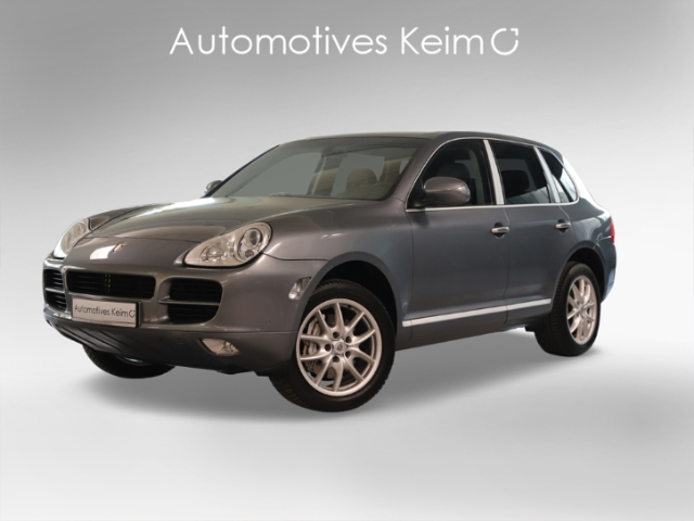 Porsche Cayenne Automotives Keim GmbH 63500 Seligenstadt Www.automotives Keim.de LA50477 01