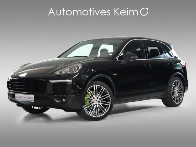 Porsche Cayenne Automotives Keim GmbH 63500 Seligenstadt Www.automotives Keim.de LA51585 01