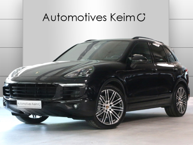 Porsche Cayenne Automotives Keim GmbH 63500 Seligenstadt Www.automotives Keim.de LA68222 01
