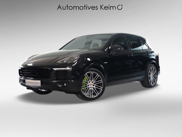 Porsche Cayenne Automotives Keim GmbH 63500 Seligenstadt Www.automotives Keim.de LA70636 01