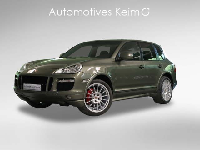Porsche Cayenne Automotives Keim GmbH 63500 Seligenstadt Www.automotives Keim.de LA74703 01