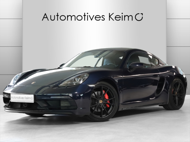 Porsche Cayman Automotives Keim GmbH 63500 Seligenstadt Www.automotives Keim.de K271796 01
