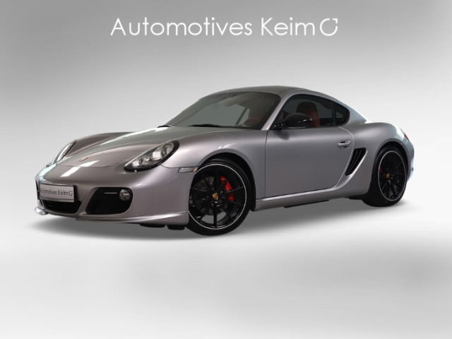 Porsche Cayman Automotives Keim GmbH 63500 Seligenstadt Www.automotives Keim.de U790175 01