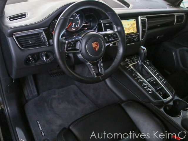 Porsche Macan Automotives Keim GmbH 63500 Seligenstadt Www.automotives Keim.de 30232345 07