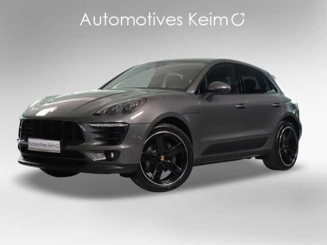 Porsche Macan Automotives Keim GmbH 63500 Seligenstadt Www.automotives Keim.de LB14257 01