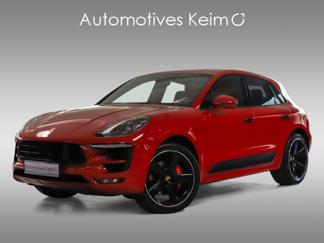 Porsche Macan Automotives Keim GmbH 63500 Seligenstadt Www.automotives Keim.de LB62372 01