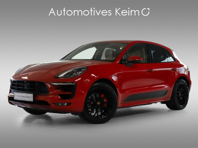 Porsche Macan Automotives Keim GmbH 63500 Seligenstadt Www.automotives Keim.de LB65644 01