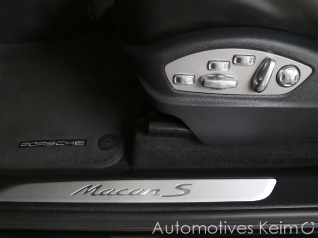 Porsche Macan Automotives Keim GmbH 63500 Seligenstadt Www.automotives Keim.de LB69029 23